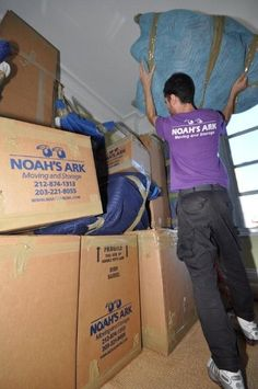 Professional Westchester NY Movers     Packing and Moving Service    www.noahsarkinc.com