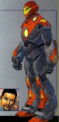 Ultimate Iron Man (The Ultimates)