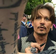 Johnny Depp - fans <3
