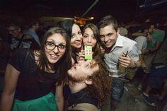 Gente della notte... divertimento nei locali serali di Ravenna.