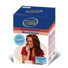Weight Care Muesli Krokant 5 sachets - Muesli Krokant is een lekkere maaltijdvervanger die geschikt is voor alle stappen van het Weight Care ABC-plan. Perfect als ontbijt of als lunch! Met ��n portie krijg je 235 calorie�n (kcal) binnen en alle essenti�le voedingsstoffen die je dagelijks nodig hebt. Maaltijdmuesli is verkrijgbaar in een doosje met vijf voorverpakte porties (= vijf maaltijden), in ��n smaak. Heerlijk!