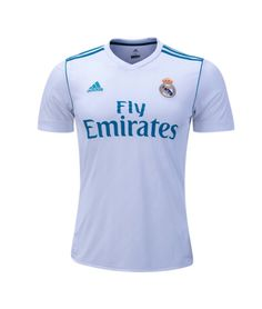 Camiseta del Real Madrid 2017-2018 Local  realmadrid  shirt  7fa8ac85a725b