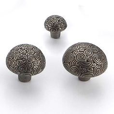 Nautilus Iron Cabinet Knob - This Nautilus cabinet knob is made from cast iron. It is a high quality product, very solid and with a polished lacquer finish. Nautilus, Cabinet Knobs, Cast Iron, Candle Holders, Stud Earrings, Stuff To Buy, Bathroom, Jewelry, Washroom