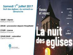 La nuit des églises aura lieu le 1er juillet à Rocamadour.