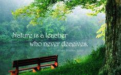 #nature #quotes