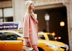 Pink winter ❄️