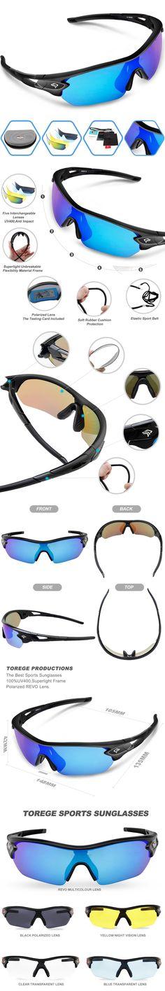 ffb93e8bf 2016 New Brand Outdoor Sports Polarized Sunglasses Fashion Sport Glasses  for Climbing Running Fishing Golf Eyewear