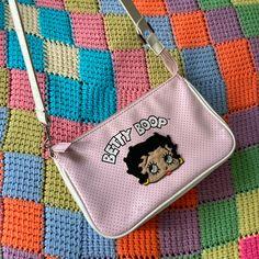 Cute Handbags, How To Make Handbags, Purses And Handbags, Mini Purse, Mini Bag, Betty Boop Purses, Brighton Handbags, Novelty Bags, Cute Purses