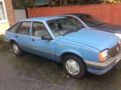 1986 Vauxhall Cavalier  SEE EBAY LISTING…