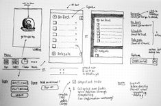 How to build an iPhone app – a step-by-step guide from start to finish App Wireframe, Test Driven Development, Template Site, Iphone App, Step Guide, App Design, Sample Resume, It Is Finished, Sketches