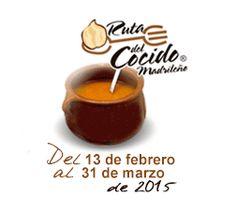 Logotipo Jornadas Cocido Madrileño