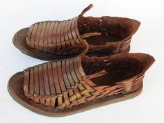 Rienda Huarache Sandals