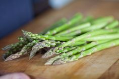 Simple Roasted Asparagus - Read More at Relish.com
