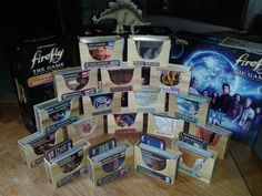 Firefly: The Game | Image | BoardGameGeek