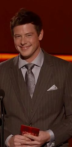 """tinypixy: """" sparkly-eyed cory presenting at the PCA """""""
