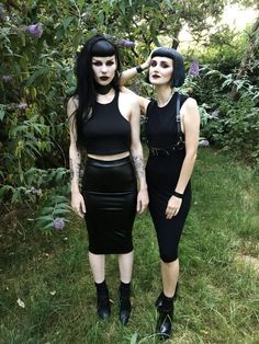 Goth Beauty, Dark Beauty, Alternative Outfits, Alternative Fashion, Dark Fashion, Gothic Fashion, Steam Punk, Goth Look, Goth Style