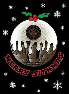 Merry Sithmas  Imperial Christmas Star Wars
