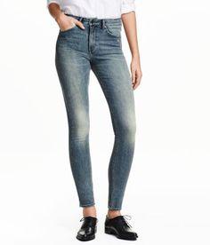 Dame | Jeans | Skinny | Skinny high | H&M DK
