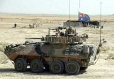 Armoured Fighting Vehicle | Aslav gun 25mm wheeled armoured infantry fighting vehicle Australian ...