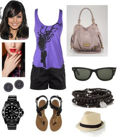 ~~casual~~, created by sharon-mae-l on Polyvore