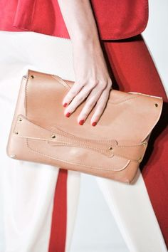 A leatherbag