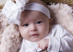 Triple Ruffle Baby Headband