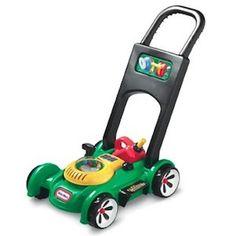 Little Tikes Gas 'N Go Lawn Mower