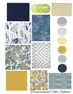 Transitional Rustic Interior Color Scheme | Home With Keki / Interior  Design Blog