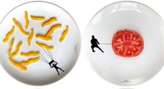 Play Football With Your Plates
