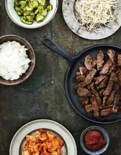 BULGOGI ja lisukkeet | Koti ja keittiö