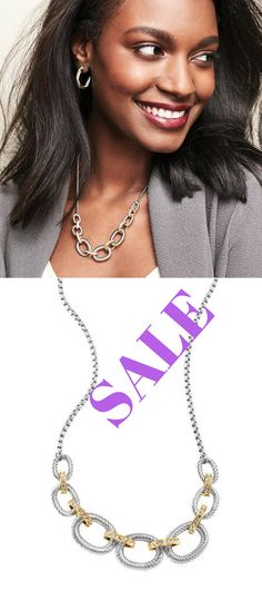 Stainless Steel Eternal Linked Necklace #necklaceday #necklace necklace | necklace holder | necklaces for men | necklace for girlfriend | necklace tattoo men | Necklaces | Necklace Day | My Name Necklace | Necklace 2 | Necklace | Necklaces |