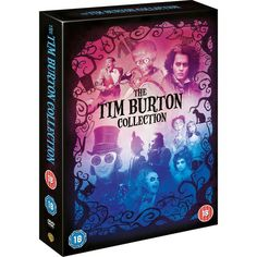 Tim Burton collection, yes please. (without charlie and the choco factory please :) )