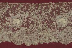 Vintage Lace flounce