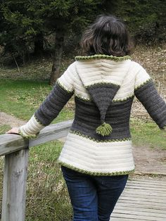French style jacket pattern by ruth maddock chanel jacket lontine hooded jacket pattern by sylvie damey fandeluxe Gallery