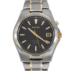 A-Watches.com - Seiko kinetic SKA214P1, $318.00 (http://www.a-watches.com/seiko-kinetic-100m-titanium-two-tone-dress-watch-ska214p1-ska214/)