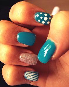simple nail design idea.22 Trend Nail Design Ideas for This Season