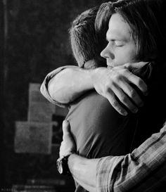 Dean & Sam Winchester ~ Jensen Ackles & Jared Padalecki ~ Supernatural