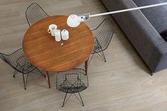 Wooden Tile-Casa dolce casa-5, Badkamer, Woonkamer, Slaapkamer, Effect houtlook, Porcelein tegels, wand - en vloerbekleiding, Mat oppervlak, Rustiek oppervlak, niet-gerectificeerde kant
