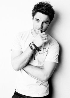 Nathaniel Buzolic: strong Christian man, social justice activist, super sweet, goodlooking in every way, hot accent, snowboarder, he's an Aussie. What more could you want?