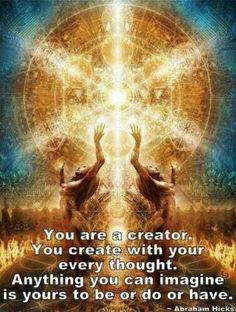 You are a creator