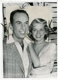 Rosemary Clooney and Jose Ferrer...look how pretty rosemary clooney was..(george clooney's aunt)