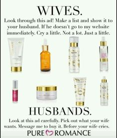 Men need to buy for wife, girl friend Pure Romance Party, Pure Romance Consultant, Star Events, Passion Parties, Backyard For Kids, Christmas Gifts For Women, Beauty Care, Fun Facts, Pure Products