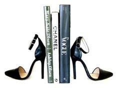 shoes fashion books