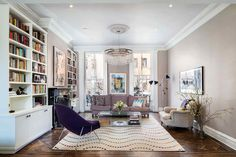 308 State Street House at 308 State St. in Boerum Hill Brownstone Interiors, Townhouse, Boerum Hill, Nyc Real Estate, State Street, Street House, Outdoor Spaces, Living Spaces, Restoration