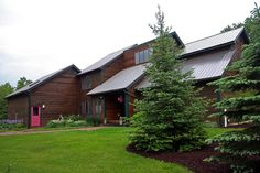 Home for Sale in Vermont Ski Country - Lea Van Winkle, Realtor/Broker Vermont Skiing, Custom Homes, Van, Country, House Styles, Home Decor, Decoration Home, Rural Area, Room Decor