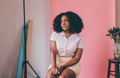 NEW MUSIC: Chicago lyricist Noname delivers knock-out debut with 'Telefone' mixtape Latest Music, New Music, Good Music, Chance The Rapper, Chicago Artists, New Artists, Black Artists, Spoken Word, Mick Jenkins