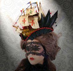 New idea for nautical hats!