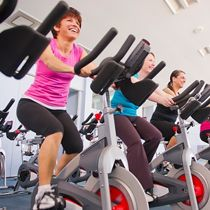 Stationary bike workouts made simple and easy to follow for beginners