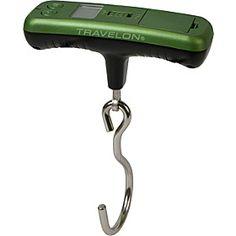 Travelon Micro Scale - Green - via eBags.com!