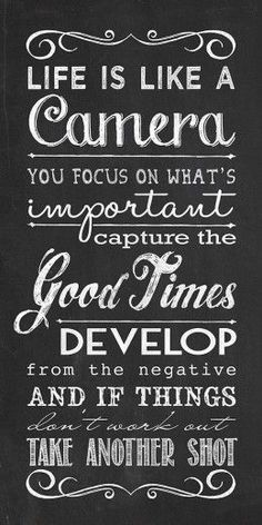 Note from TeamMona: how well can you apply this philosophy to all aspects of your life: fitness goals? Family life? Professional efforts?